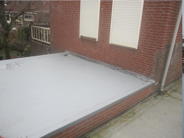 Het slopen en afvoeren van oude dakbedekking. en het aanbrengen van 5 cm P.U dak isolatie en kunststof </br></br><a href=http://www.al-dak.be/?p=90><strong>Lees meer &raquo;</strong></a>