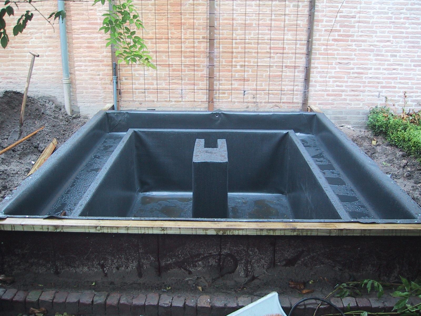 aanleg vijver aldak bvba dakbedekkingen